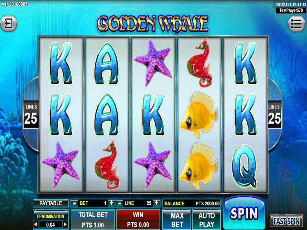 Golden-Whale-Slot