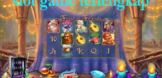Rekomendasi Game Slot Online Popular